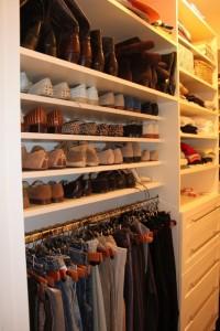 closet organizers Toronto